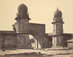 The Mecca Gate at Bijapur